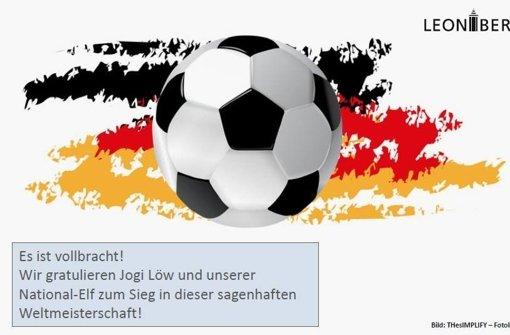 Die WM-Freude in Video, Bild und auf Social Media