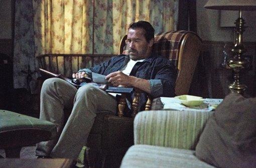 """Arnold Schwarzenegger in """"Maggie"""" Foto: Filmfest"""