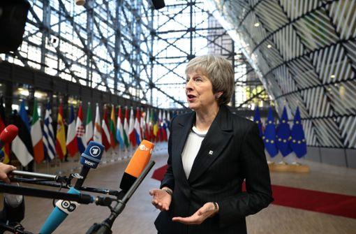 EU will angeschlagener Theresa May nur wenig helfen