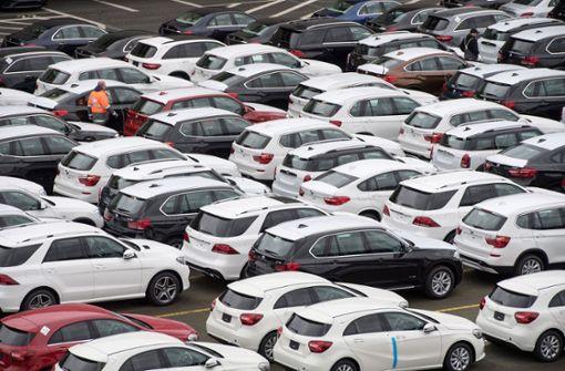 Neuwagenmarkt im Südwesten wächst weiterhin