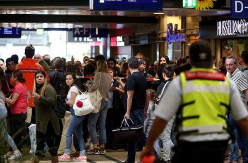 Mädchen bei Geiselnahme in Hauptbahnhof schwer verletzt