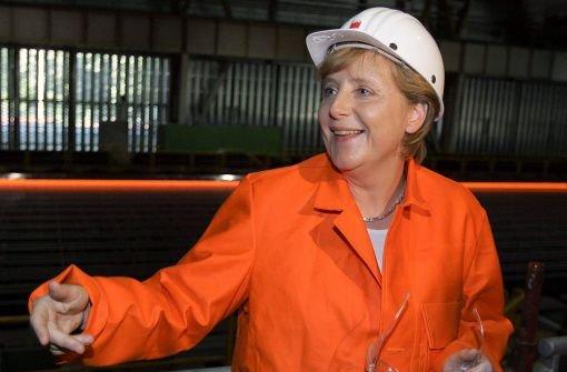 Was Merkel anpacken muss