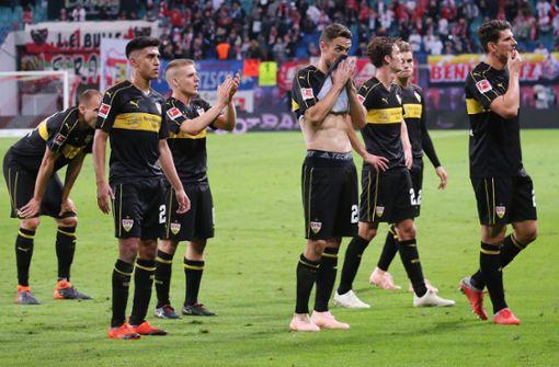 Der VfB gerät immer stärker unter Druck