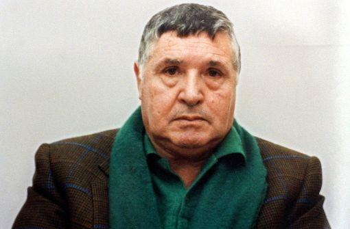 Mit 87 Jahren in der Haft gestorben