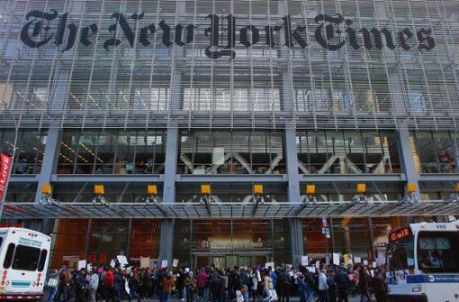 """""""Journalisten sind nicht der Feind"""""""