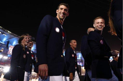 Michael Phelps – Der Gold-Fisch