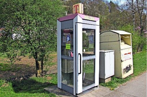 Telekom gibt Telefonzellen auf
