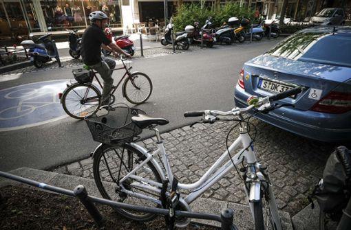 Parkplätze sollen entfallen