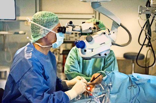 Klinikum richtet Hornhautbank ein