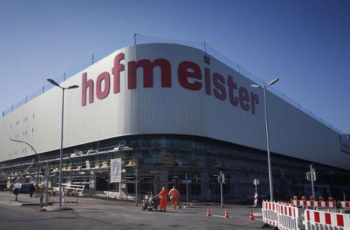 Bosch erweitert auf dem Gelände von Hofmeister