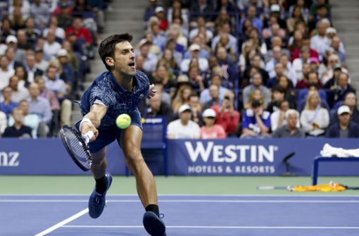 Novak Djokovic triumphiert in New York