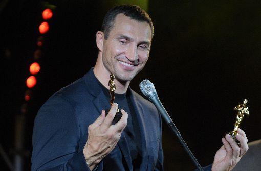 Klitschko-Brüder für Lebenswerk geehrt