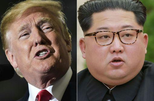 Trump sagt Gipfel mit Kim Jong Un ab