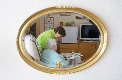 Pensionäre stehen besser da als Rentner