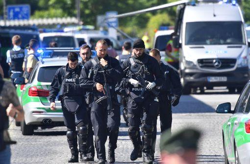 Polizistin schwebt nach Schießerei in München weiter in Lebensgefahr