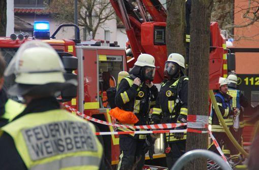 800.000 Euro Schaden bei Großbrand