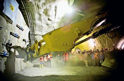 Rosensteintunnel 44 Millionen teurer
