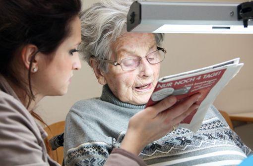 Alt werden ohne Brille – geht das?