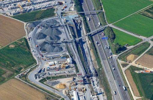 Acht Kilometer Tunnel im Albvorland sind gebohrt