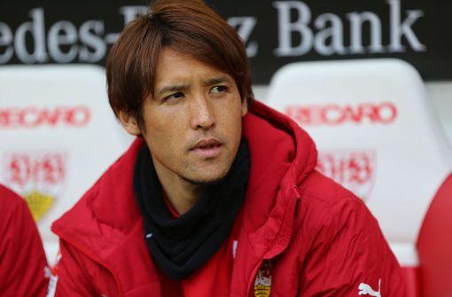 Beim VfB-Spiel in Heidenheim ist für Hajime Hosogai nicht mal ein Platz auf der Bank frei. Foto: Getty