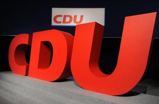 Die CDU will neue Themen besetzen Foto: dpa