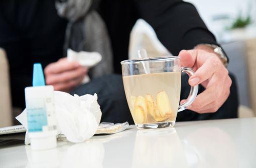 Start der Grippewelle steht bevor