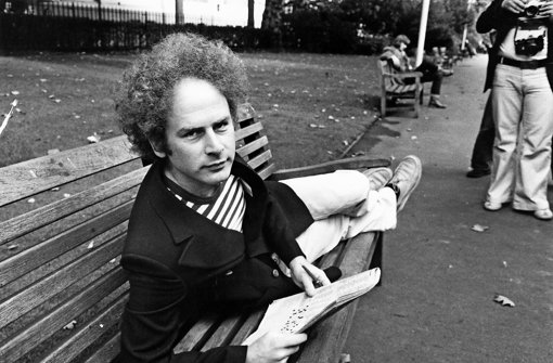 Art Garfunkel im Oktober 1975 in London Foto: Hulton Archive