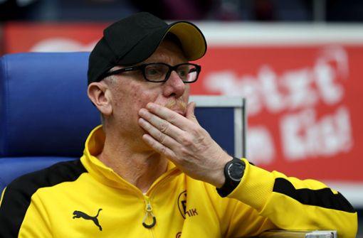 Borussia Dortmund geht ohne Stöger in die kommende Saison