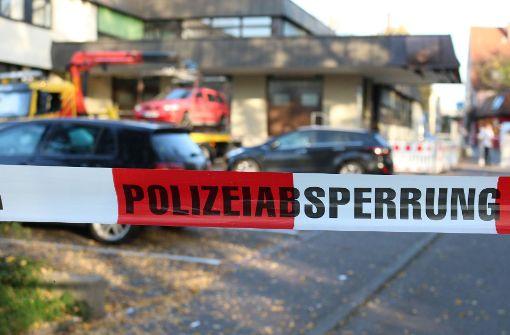 Polizei ermittelt in Richtung Beziehungstat