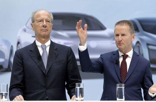 Der neue VW-Chef will Tempo machen
