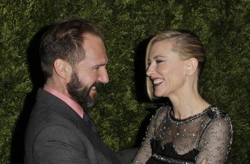 Die Ehre gebührt... Cate Blanchett