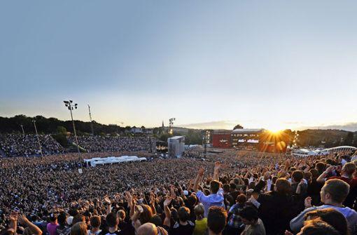 So viele Konzerte in Stuttgart wie noch nie
