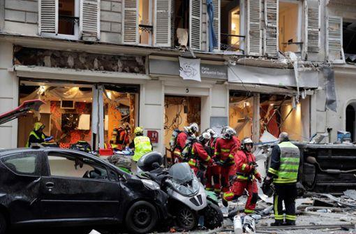 ... ereignete sich in einer Bäckerei im 9. Arrondissement, wie die Polizei berichtete.  Foto: AFP