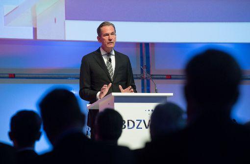 Matthias Döpfner: Amtsblätter machen Regionalzeitungen Konkurrenz