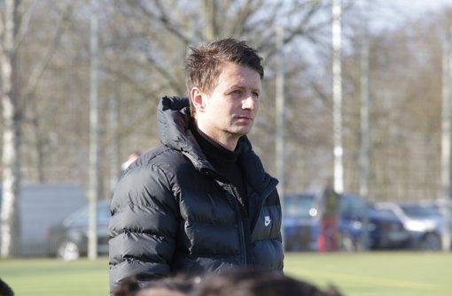 Tobias Büttner trainiert den TV Aldingen