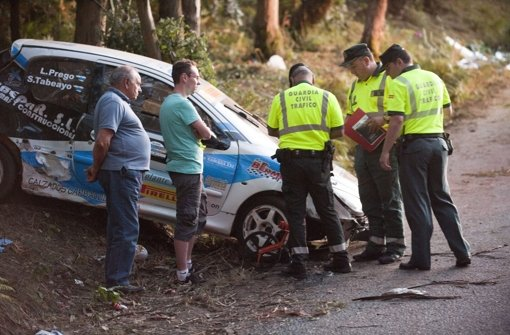 Auto reißt sechs Menschen in den Tod