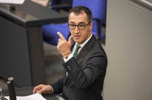 Cem Özdemir hielt Rede des Jahres