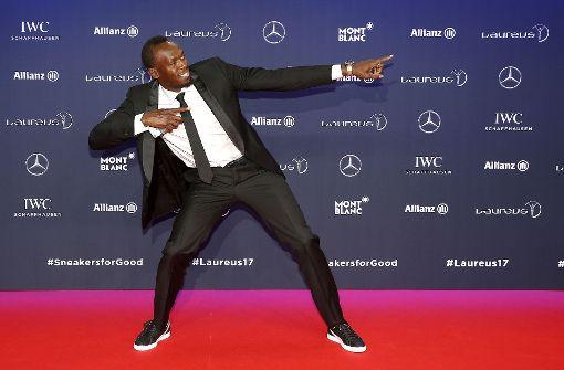 Usain Bolt und Simone Biles Sportler des Jahres