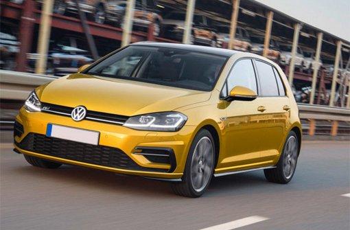 VW wertet den Golf auf