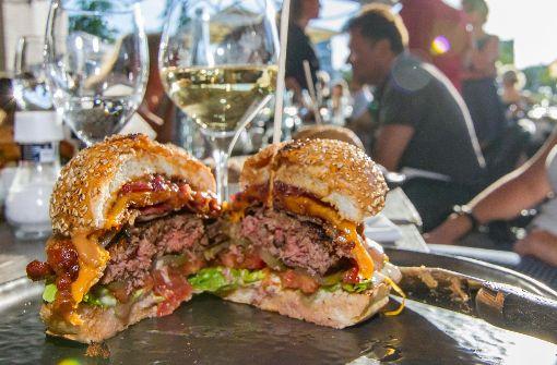Hier liegen die besten Burger auf dem Grill