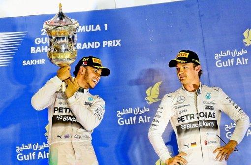 Rosberg: Mercedes Nummer zwei?