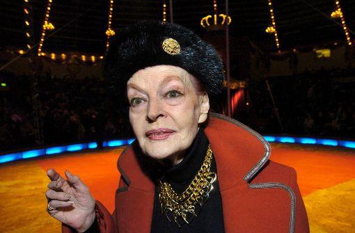 Leinwand-Legende Margot Hielscher ist tot. Foto: dpa