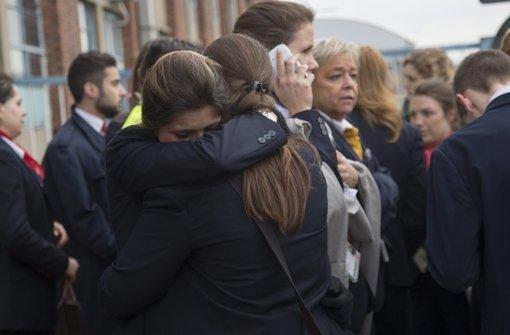 Bilder aus Brüssel nach den Terroranschlägen sehen sie in unserer Fotostrecke. Foto: EPA