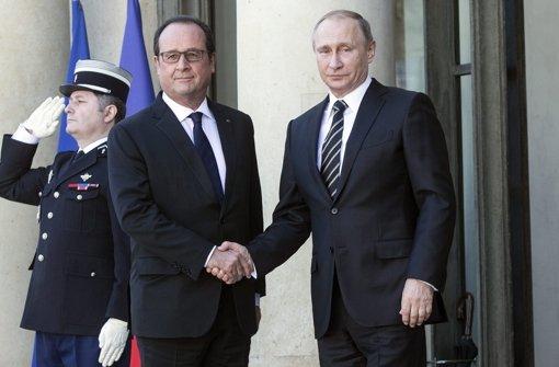 Gipfel von Syrien-Konflikt überschattet