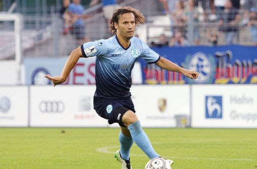 Stuttgarter Kickers verlieren bei Astoria Walldorf