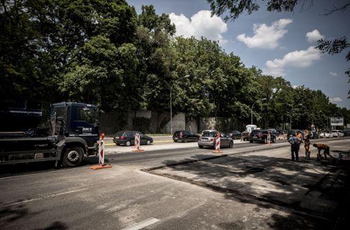 Zwei Optionen für Busspur beim Neckartor