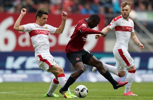Liveticker: Teuchert erhöht auf 2:0 für den 1. FC Nürnberg
