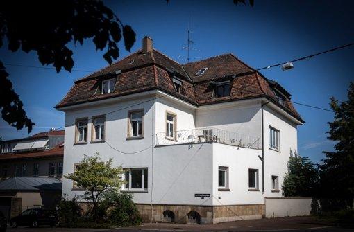Das ehemalige Wohnhaus des überzeugten Nazi-Gegners Eugen Bolz beim Kriegsbergturm Foto: Lichtgut/Achim Zweygarth