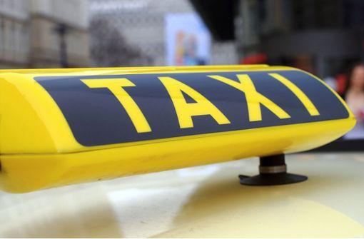 Polizei warnt Taxifahrer