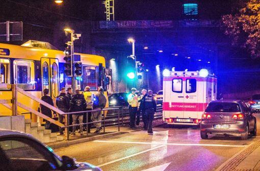 Der Vorfall ereignete sich am Donnerstagabend am Wilhelmsplatz. Foto: 7aktuell.de/Max Kurrer